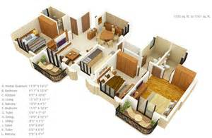 2 Bedroom House Floor Plans 50 3