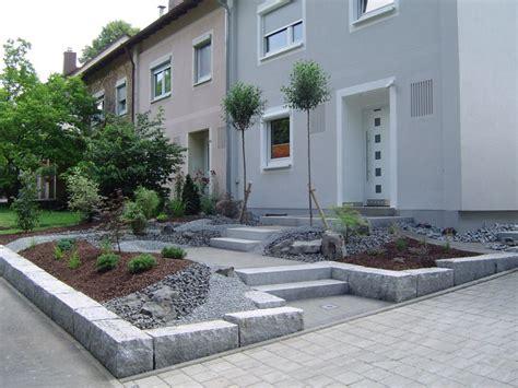 Vorgarten Mit Kies by Vorgarten Gestalten Kies Nowaday Garden