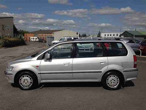 mitsubishi 1999 space wagon 2 4 se gdi auto 7 seater car