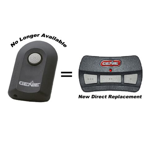 Genie Garage Door Opener Remote Genie Gitr 3 Garage Door Opener Remote