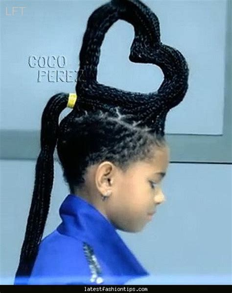 hair styles for 9 year old black hairstyles for 10 year old latestfashiontips com