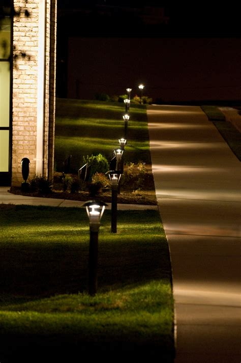 Commercial And Hospitality Photo Gallery Architectural Outdoor Path Lighting Fixtures