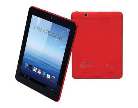 nextbook android tablet e and vudu deliver nextbook android tablets ubergizmo