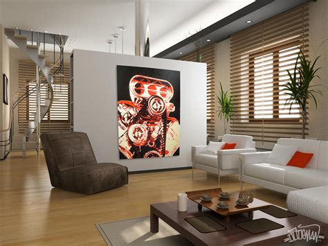 modern art for living room living room dudeman s blog