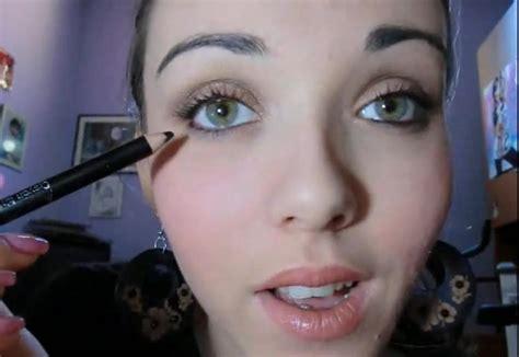 matita nera interno occhi come mettere la matita nera segreti per l interno occhio