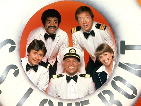 the love boat gopher and julie the cast of the love boat reunites photo