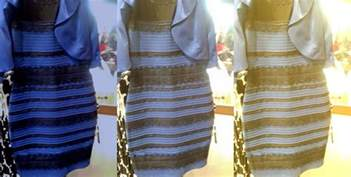 Color Of The Dress | use this slider to see the dress change colors before your