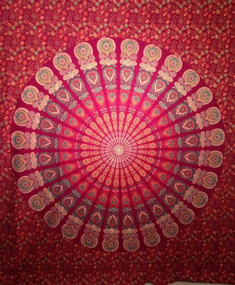 cc 0109 cp maharani maroon 91 best images about medallion tapestry on