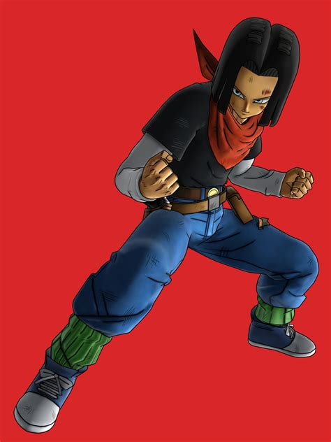 z android 17 android 17 inazuma eleven z wiki fandom powered by wikia