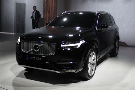 Have you checked out the shocking new 2016 Volvo XC90?