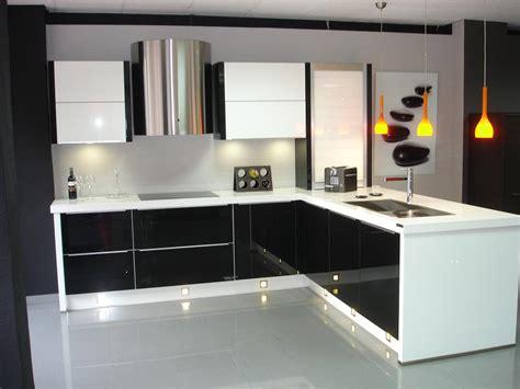 imagenes reflexivas modernas cocinas modernas