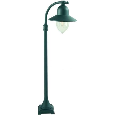 Outdoor Light Bulbs Types Elstead Lighting Como Outdoor L Post In Black Finish Lighting Type From Castlegate Lights Uk