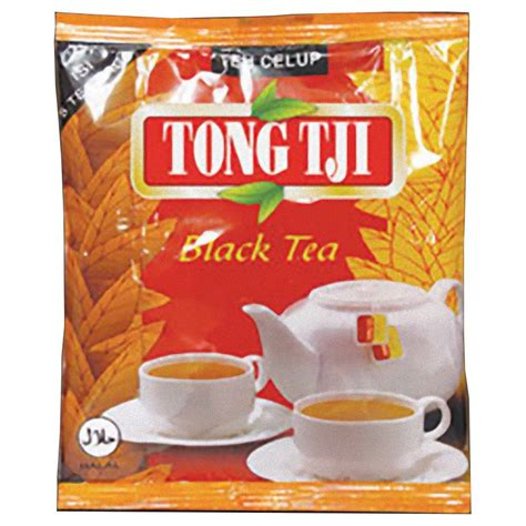 Teh Celup Tong Tji tong tji teh celup asli black tea 5 ct 2 gr 10 gram 10