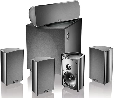 definitive technology procinema 600 6 kit de caixas 5