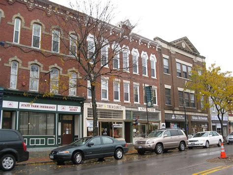historic district brockport new york