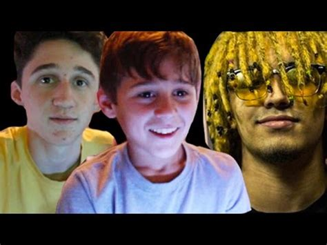lil pump as a kid kids reacts to lil pump youtube