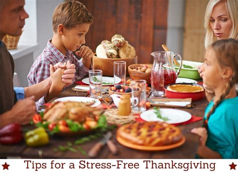 6 Tips For A Stress Free Thanksgiving by Tips For A Stress Free Thanksgiving Today Magazine