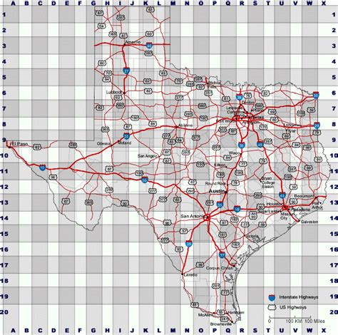 texas grid map see quot club range info quot for tx club grid locations