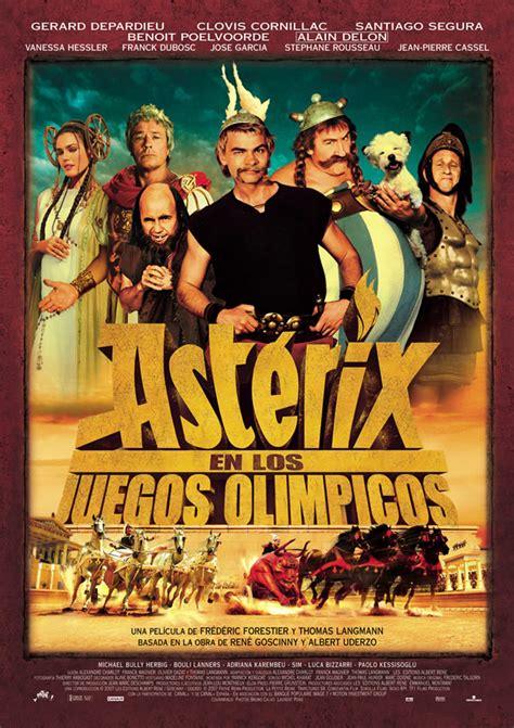 astrix y los juegos ast 233 rix en los juegos ol 237 mpicos pel 237 cula 2008 sensacine com