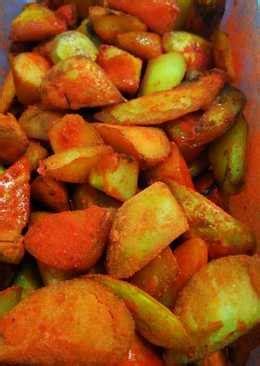 resep beton biji nangka rebus enak  sederhana cookpad