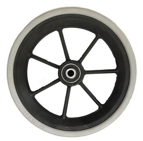 Roller Teflon roller wheel two wheel roller skate plastic roller wheel