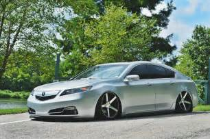 Acura Tl Lowered Acura Tl 2009 To 2014 Suspension Modifications Acurazine