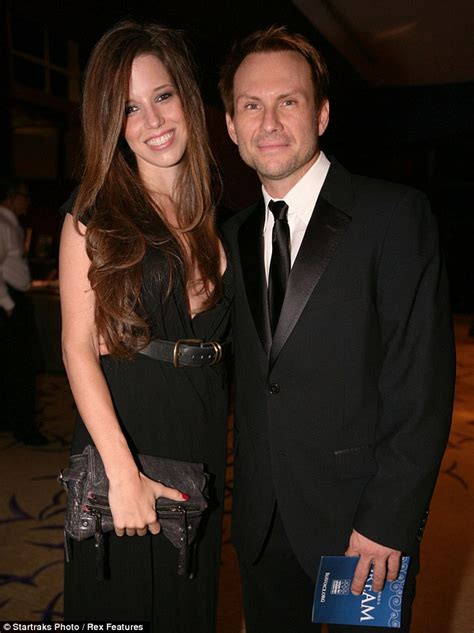 Says Shes Not Dating Christian Slater by Christian Slater Engaged To