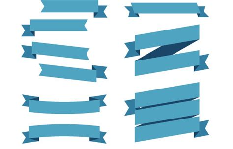 40 Free Vector Ribbons Creative Beacon