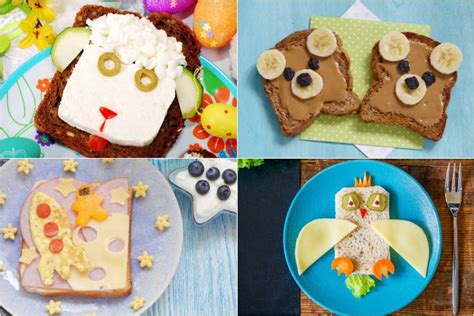 kids lunch decoration image ᗖ27 healthy tasty and and easy sandwich recipes for ga56