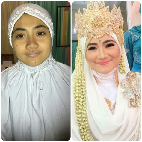 tutorial make up pengantin muslimah makeup natural pengantin muslimah makeup vidalondon