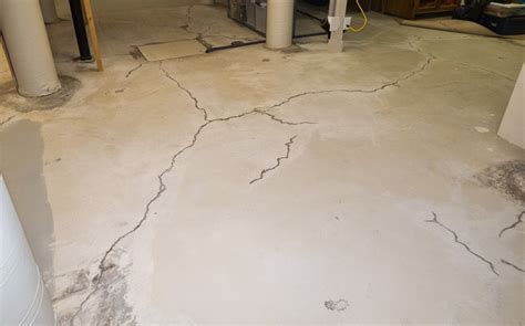 The Fix it Blog   Sorting Things Out: Basement Concrete