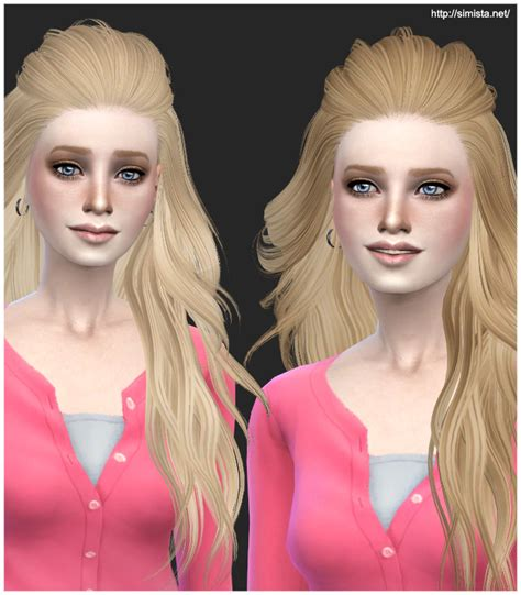 sims 2 hair 2014 skysims hair 227 retexture simista a little sims 4 site