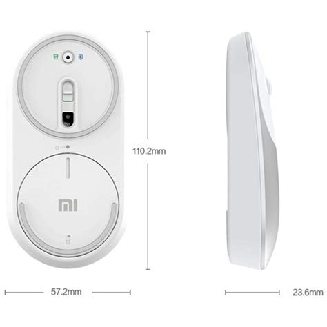Xiaomi Mi Mouse With Wireless Dual Mode Connection 1 gambar 4cd03d47a4c7f3f3374306c927170116 ijual