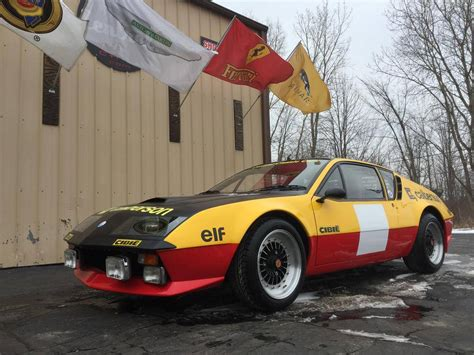 renault alpine a310 rally 1980 renault alpine for sale 1825884 hemmings motor news