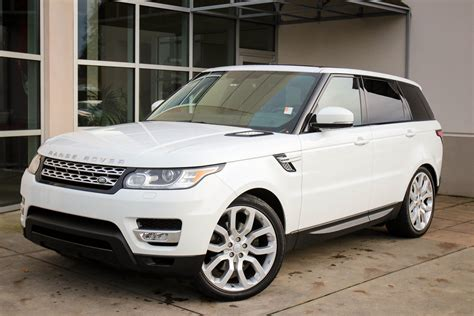 range rover certified pre owned certified pre owned 2015 land rover range rover sport hse