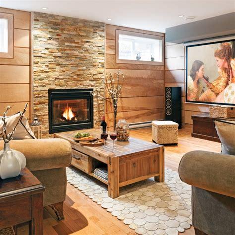 chimeneas de salon 1001 ideas sobre salones acogedores con chimeneas de le 241 a