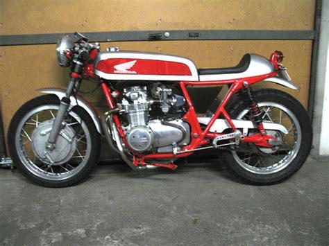 Honda 550 Four by Caf 233 Racer Honda 550 Four Bmway Org