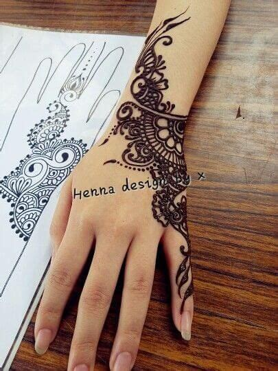 what is a henna tattoo made of 14 stunning henna designs henna designs