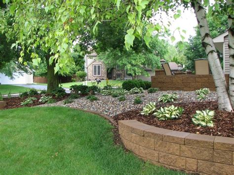 front yard retaining wall ideas front yard with retaining walls landscape ideas