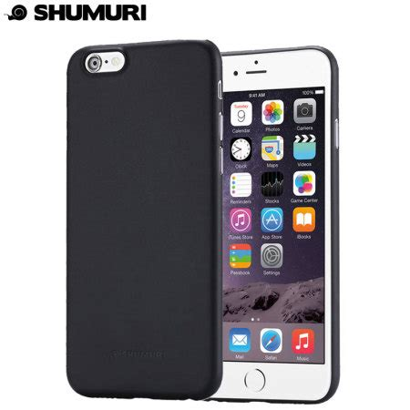 shumuri the slim iphone 6s 6 black reviews