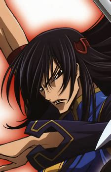 code geass chinese federation / characters tv tropes
