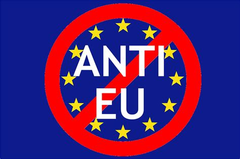 anti pics muffled vociferation anti eu logo s