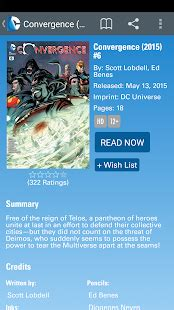 dc comics android apps on google play