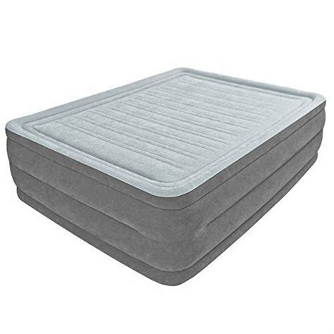 size comfortable elevated air bed mattress ebay