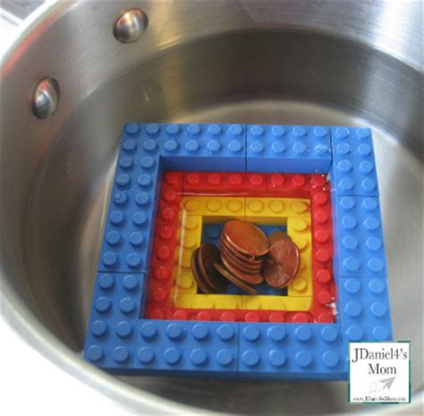 how to build a lego boat that floats preschool science how long will a lego boat float
