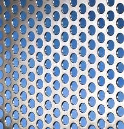 perforated sheets actisfurio