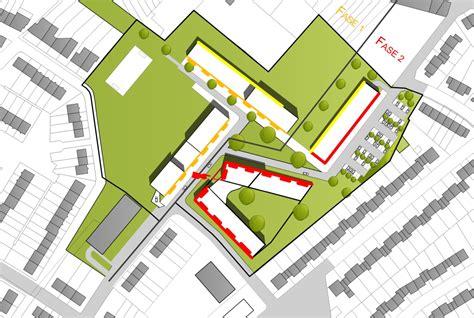 general layout en français lolanden fase 2 100 sociale appartementen met