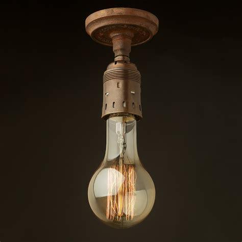ceiling light batten holder antiqued batten holder edison e40 fitting