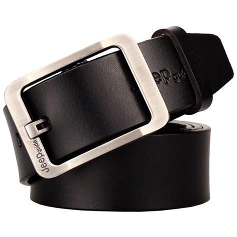 New Waist Bag Jeep 835 Leather Quality popular jeep leather belt buy cheap jeep leather belt lots from china jeep leather belt