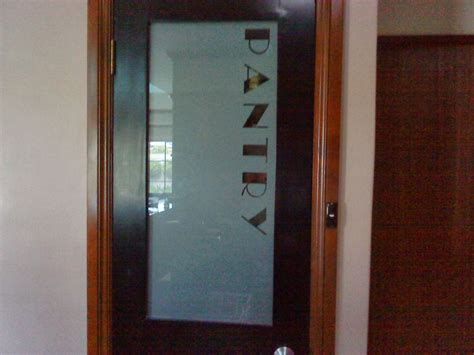 frosted interior doors inspiration  design ideas